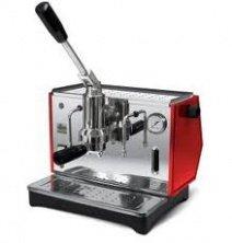 Pontevecchio LUSSO rot Espressomaschine