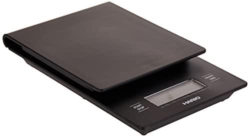 Hario VST-2000B Küchenwaage, schwarz