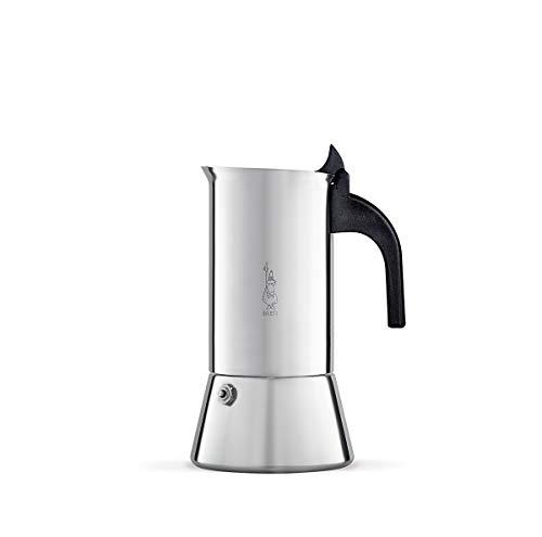 Bialetti Venus Espressokocher, Edelstahl, Silber, 0 cm, 700