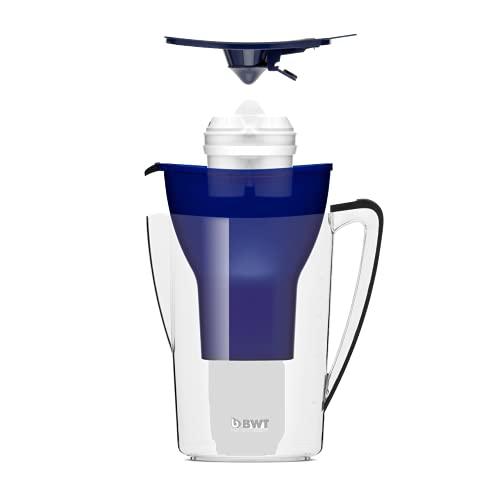 BWT - 815073 - Tischwasserfilter PENGUIN - 2,7 l, dunkelblau...