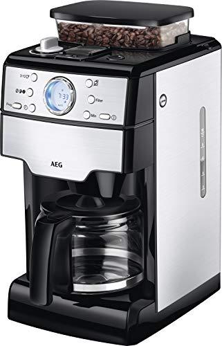 AEG KAM 400 Kaffeemaschine (Integriertes Mahlwerk, 9...