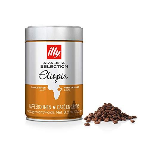 illy Kaffee, Espressobohnen der Arabica Selection aus...
