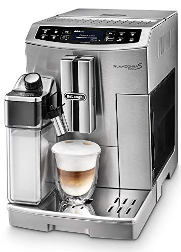 De'Longhi Primadonna S Evo ECAM 510.55.M Kaffeevollautomat...