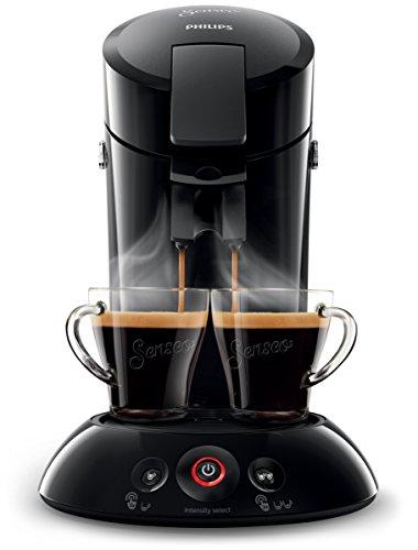 Philips Senseo New Original Kaffeepadmaschine, Crema Plus,...