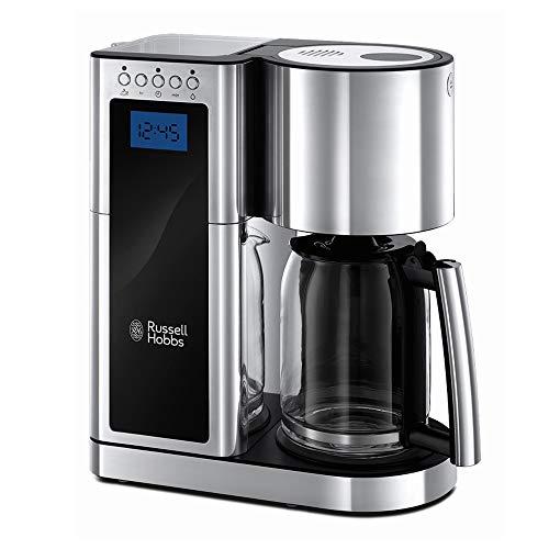 Russell Hobbs Digitale Kaffeemaschine Elegance Edelstahl,...