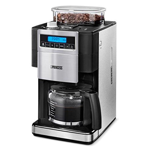 Princess 249402 Deluxe-Kaffeemaschine, integrierte...