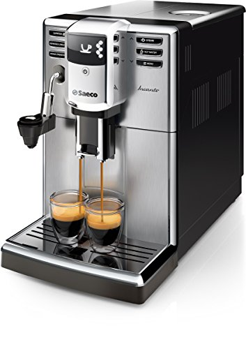 Saeco HD8914/01 Incanto Kaffeevollautomat, AquaClean,...