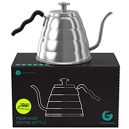 Schwanenhals-Wasserkocher – Kaffee Gator Pour Over...