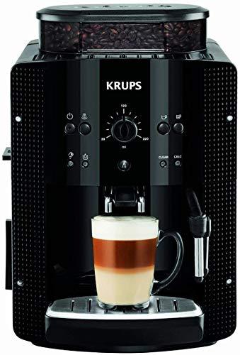 Krups EA8108 Espresso Kaffee Vollautomat mit CappuccinoPlus...