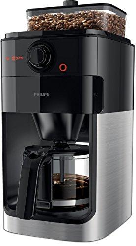 Philips Grind und Brew HD7767/00 Filterkaffeemaschine (mit...