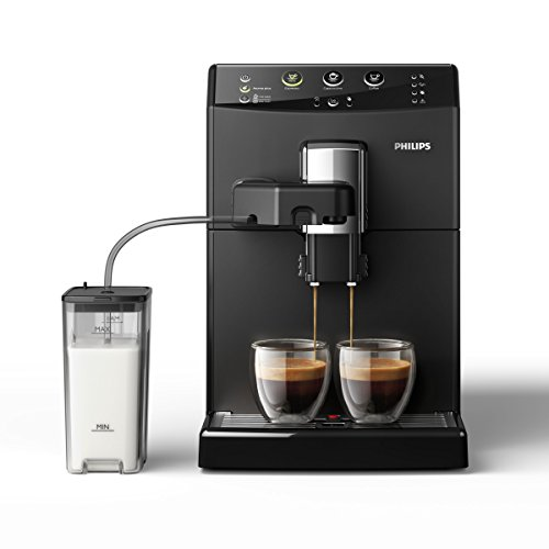 Philips HD8829/01 3000 Serie Kaffeevollautomat, Cappuccino...