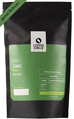 Coffee Circle | Premium Kaffee Limu | 350g ganze Bohne |...