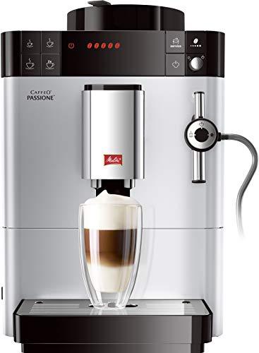 Melitta Caffeo Passione F530-101, Kaffeevollautomat mit...