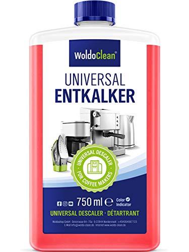Entkalker für Kaffeevollautomat und Kaffeemaschine - 750ml...