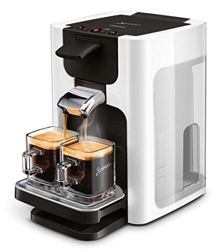 Philips Senseo HD7865/00 Quadrante Kaffeepadmaschine,...