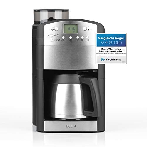 BEEM Fresh-Aroma-Perfect Thermolux | Kaffeemaschine mit...