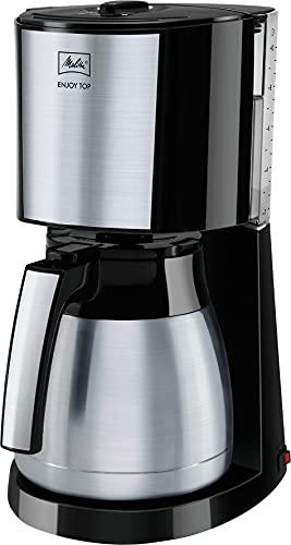 Melitta 1017-08 Enjoy Toptherm Filter-Kaffeemaschine,...