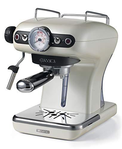 Ariete 1389/17 Classica Siebträger-Espressomaschine, 850,...
