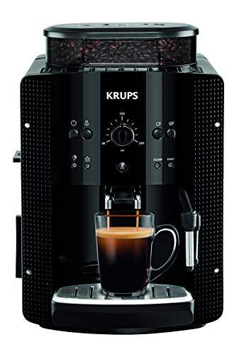 Krups Essential EA8108 Kaffeevollautomat | Espresso und...
