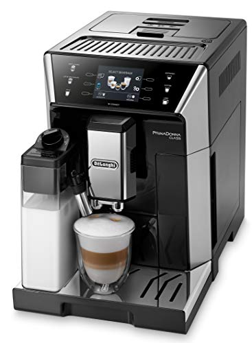 De'Longhi PrimaDonna Class ECAM 556.55.SB Kaffeevollautomat...
