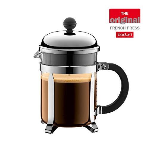 Bodum Chambord Kaffeebereiter, 0,5 L / 17 oz - Glänzendes