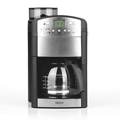 BEEM FRESH-AROMA-PERFECT Filterkaffeemaschine mit Mahlwerk -...