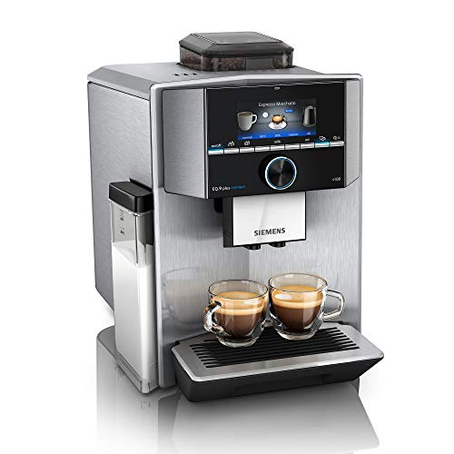 Siemens EQ.9 plus connect s500 Kaffeevollautomat TI9555X1DE,...