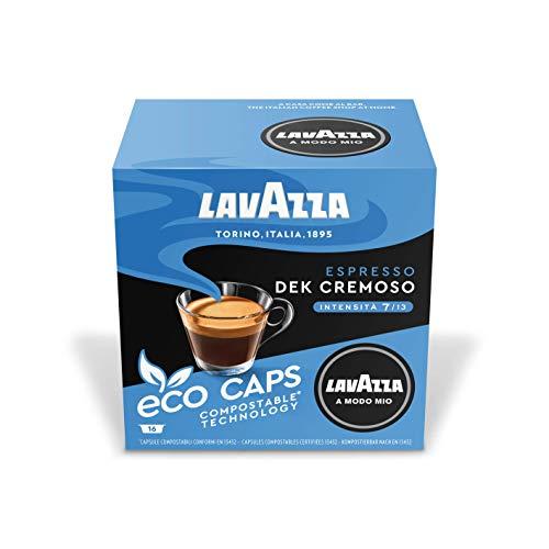 Lavazza A Modo Mio Espresso Dek Cremoso, Kaffee,...