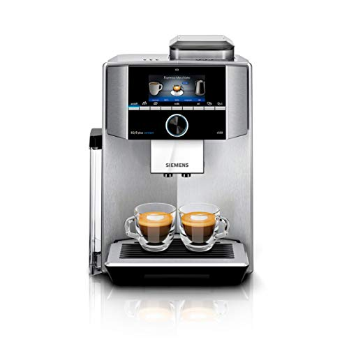 Siemens TI9555X1DE EQ.9 s500 plus connect Kaffeevollautomat...