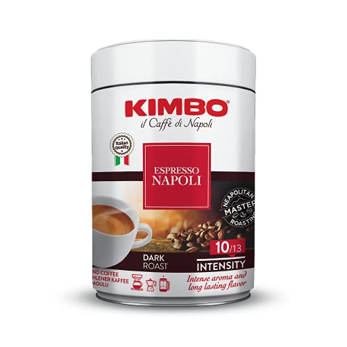 Kimbo Napoletano, gemahlen - Espresso in Dose , 250 g