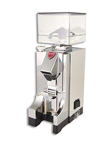 Eureka MCI Espressomühle mit Timer Chrom Kaffeemühle...