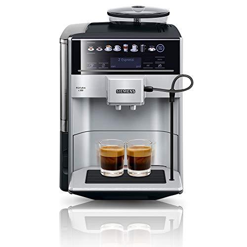 Siemens EQ.6 plus s300 Kaffeevollautomat TE653501DE,...