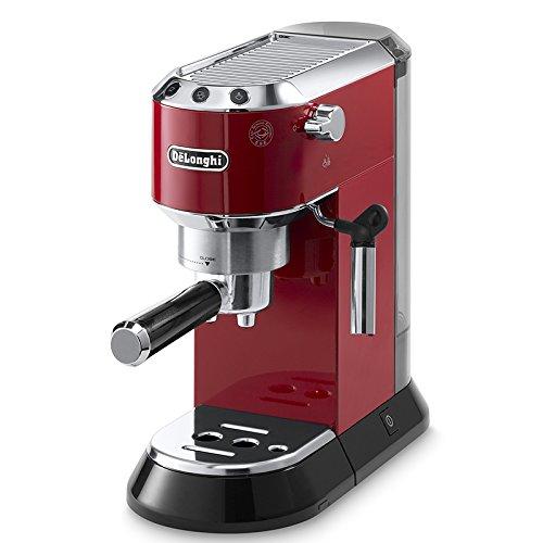 DeLonghi EC 680.R Dedica Espressomaschine (1350 Watt, 15...