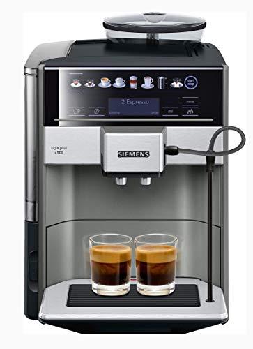 Siemens TE655203RW Freistehende Espressomaschine, 1,7l;...