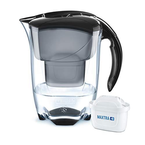 BRITA Wasserfilter Elemaris schwarz, inkl. 1 MAXTRA+...