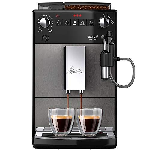 Melitta Avanza F270 - 100 Kaffeevollautomat mit integriertem...