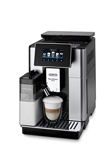 De'Longhi PrimaDonna Soul ECAM 612.55.SB Kaffeevollautomat...