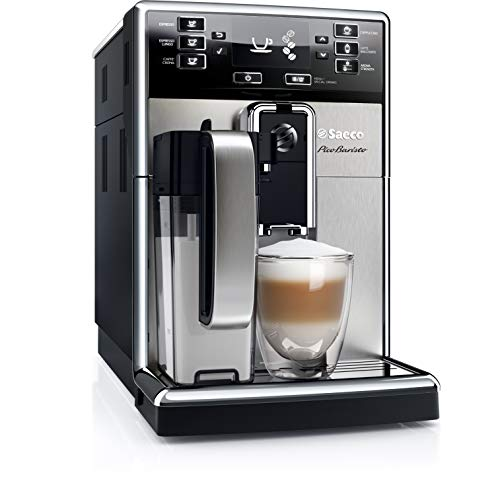 Saeco HD8927/01 PicoBaristo Kaffeevollautomat (1450 Watt,...