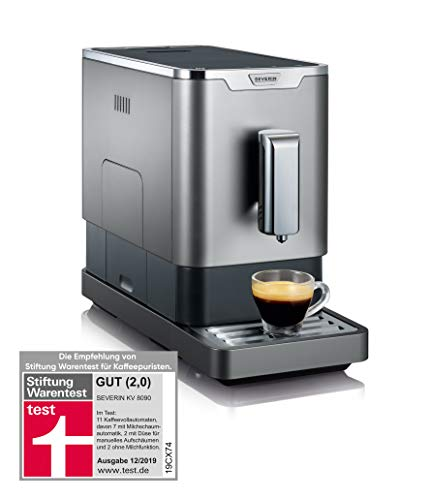 Kaffeevollautomat Test 2021 Stiftung Warentest