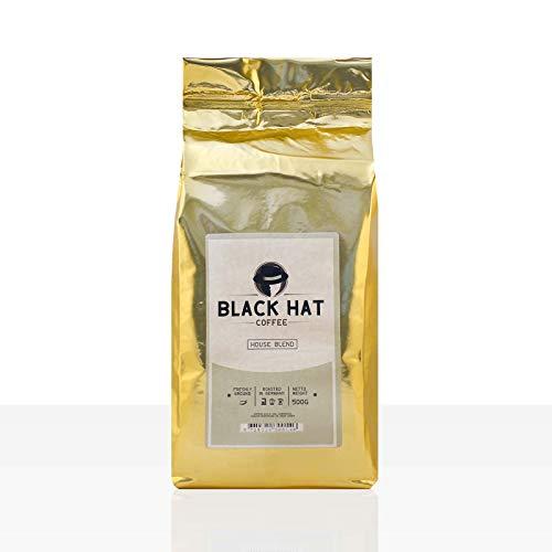 BLACK HAT COFFEE House Blend - mehr als ein...