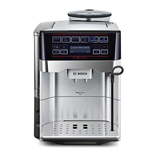 Bosch TES60759DE Kaffeevollautomat VeroAroma 700 OneTouch...