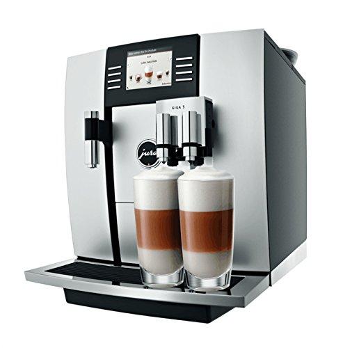 Jura GIGA 5 Kaffeevollautomat, Farbe: Aluminium