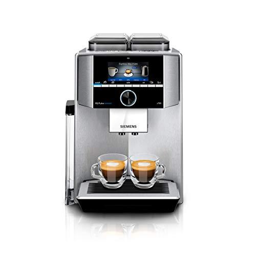 Siemens EQ.9 plus connect s700 Kaffeevollautomat TI9575X1DE,...