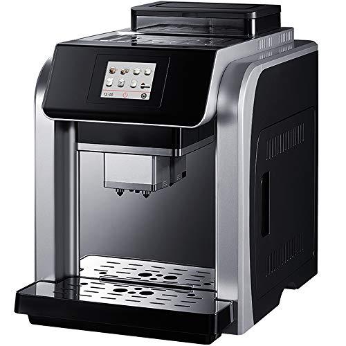JJCFM Kaffeemaschine, Gewerbe Haushaltskaffeevollautomat...