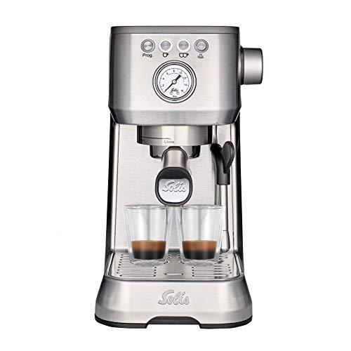 Solis Espressomaschine, Manometer, Dampf- und...