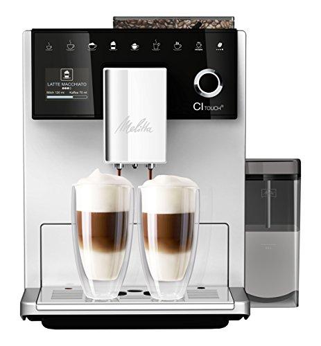 Melitta CI Touch F630-101 Kaffeevollautomat mit...