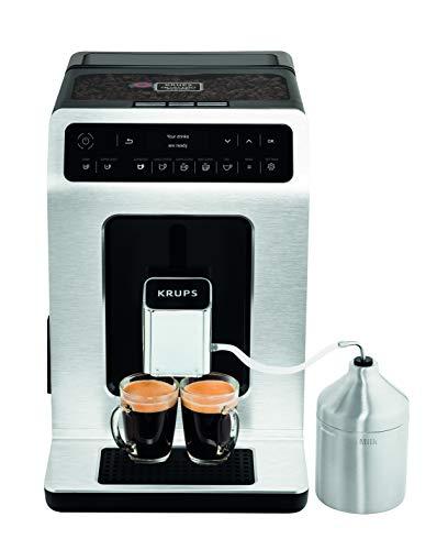 Krups EA891D Evidence Kaffeevollautomat | Barista Quattro...