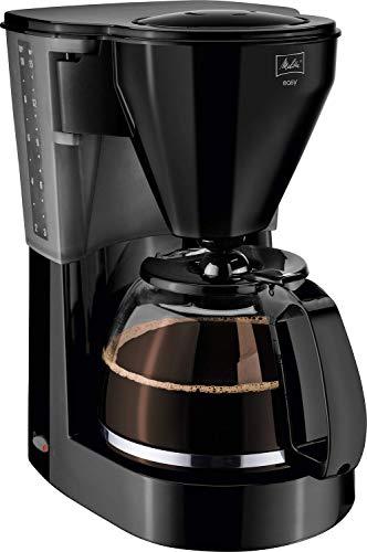 Melitta Easy 1010-02, Filterkaffeemaschine mit Glaskanne,...
