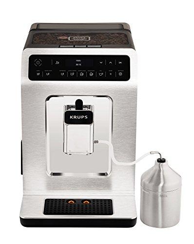 Krups EA891C Evidence Kaffevollautomat, OLED- Display,...
