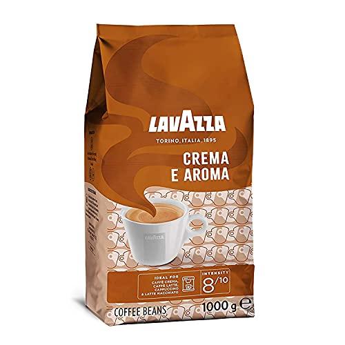 Lavazza Caffè Crema e Aroma, 1kg-Packung, Arabica und...